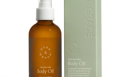 Simple Swaps: Protecting Body Oil