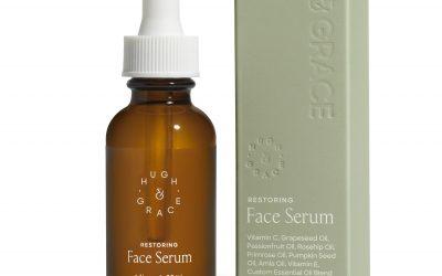 Simple Swaps: Restoring Face Serum